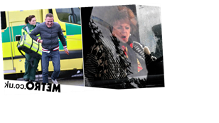 Spoilers: Corrie pictures reveal Blackpool bus crash drama