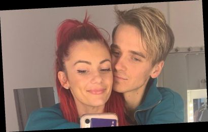 Strictly couple Dianne Buswell and Joe Sugg spark pregnancy rumours with fans convinced they can see a baby bump in the dancer's most recent photo