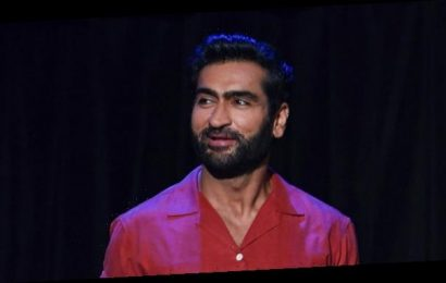 Everyone Is Losing It Over Silicon Valley Star Kumail Nanjiani's Thirst Trap