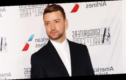Justin Timberlake Wears Wedding Ring In 1st Photos Since Apology For Holding Hands With Co-Star