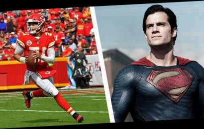 Henry Cavill Looked to Superman to Pick His Favorite Football Team