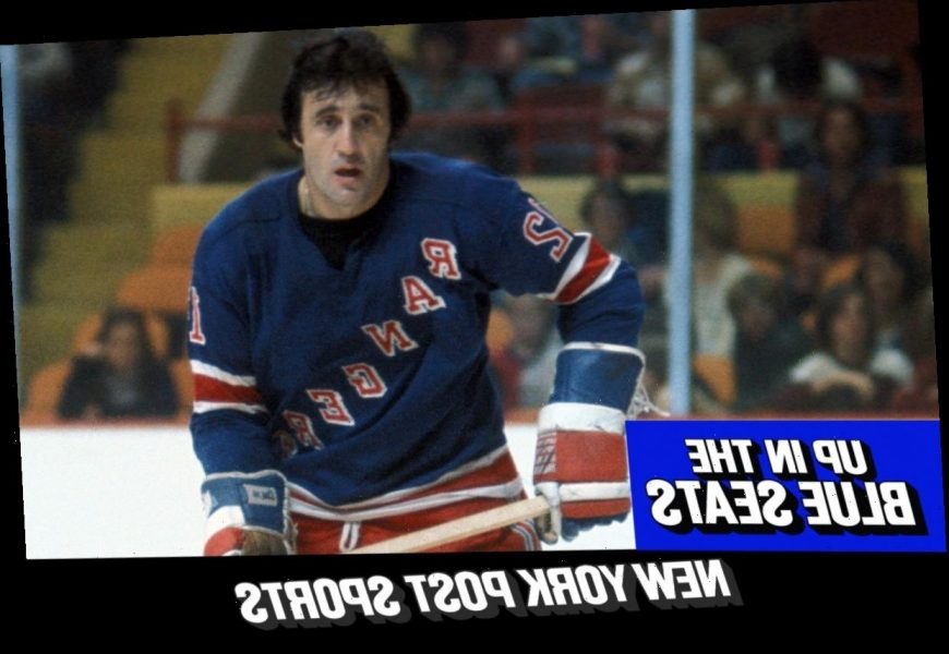 Listen to Episode 3 of 'Up In The Blue Seats': Hockey Sock Rock feat. Phil Esposito