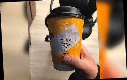 McDonald's owner denies workers wrote hateful message on Kansas cop's coffee cup