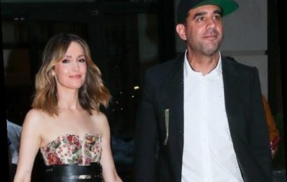 Bobby Cannavale Says Rose Byrne Makes Twice as Much Money as Him
