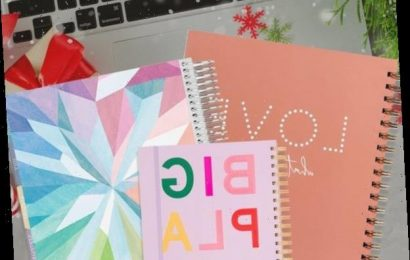 10 Cute Planners You'll Actually Use in the New Year