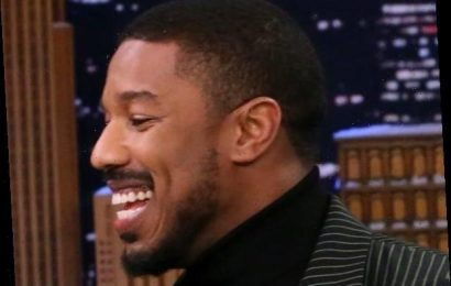 Michael B Jordan's Mom Smuggled Mac and Cheese Overseas Just For Him