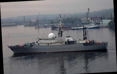 Russian spy ship acting in 'unsafe manner' off US coast: report