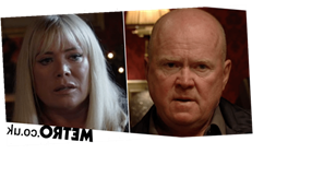Spoilers: Phil discovers that Sharon's been lying about the baby in EastEnders