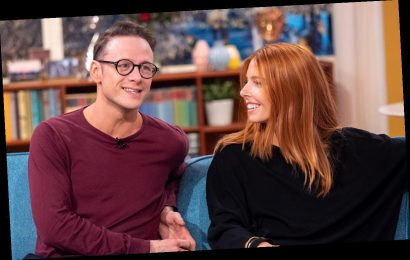 Kevin Clifton shares his pride after girlfriend Stacey Dooley is named in the Radio Times top 100