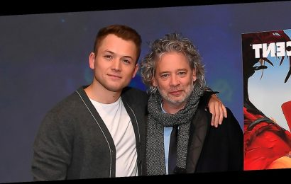 Taron Egerton & Director Dexter Fletcher Attend 'Rocketman' Screening in San Francisco