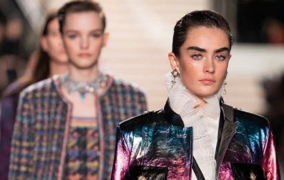 After Karl, Chanel Keeps Close to Home