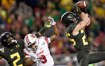 Utah Had a Shot at the College Football Playoff. Oregon Spoiled It.
