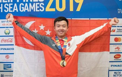 SEA Games: Gold but no rest for sailor Ryan Lo as he eyes Olympic spot