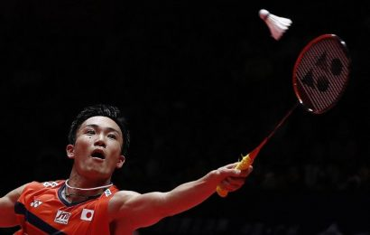 Badminton: Patience pays off for Kento Momota as he celebrates record 11th title this year
