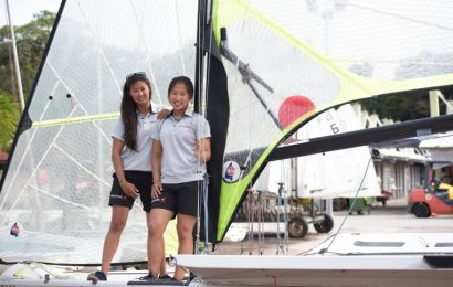 Sailing: Singapore qualifies for 2020 Olympic Games in 49erFX class