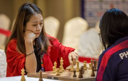 SEA Games: Gong Qianyun checkmates her rivals to win Singapore's 900th gold