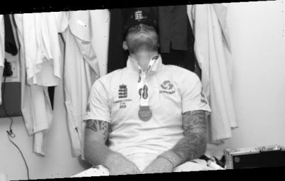 Ben Stokes: Sports Personality winner reflects on his 'amazing' 12 months