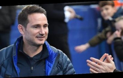 Chelsea: Frank Lampard on learning under Mourinho, the family balancing act and trusting the kids
