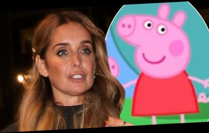 Louise Redknapp calls for 'justice' after Peppa Pig copyright battle over single Naked is launched