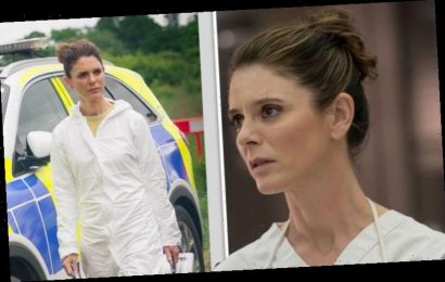 Silent Witness:Emilia Foxdistracts viewers with drastic new look 'Is that her?'