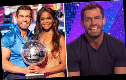 Strictly Come Dancing: Kelvin and Oti reunite as pair land huge role 'I'm very excited'