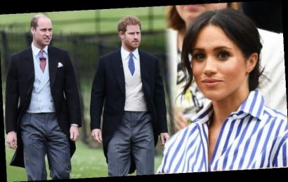 Meghan Markle: Prince William gave Harry this warning before wedding to Duchess
