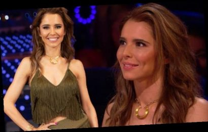 'I'm going to marry her!' Cheryl's The Greatest Dancer co-star makes surprise proposal