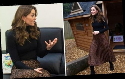 Kate Middleton Zara leopard skirt: How to buy Thrifty Kate's affordable outfit