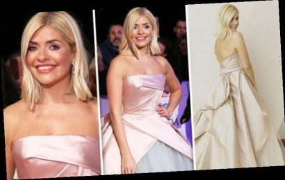 Holly Willoughby: This Morning star sparks frenzy as she wows in frock at NTAs 2020