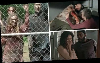 The Walking Dead Theory: What caused the infection in the prison? Fans come up with answer