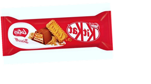 You can now buy Lotus Biscoff KitKats and they sound delicious