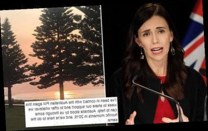 Jacinda Ardern sends another team of firefighters to Australia