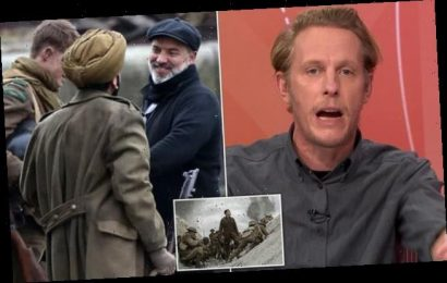 Laurence Fox slams Sam Mendes over 'incongruous' Sikh soldier in 1917
