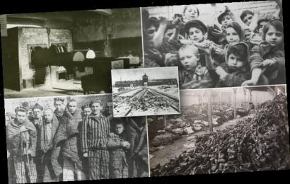 75th anniversary of liberation of Nazi concentration camp Auschwitz