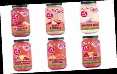 Tesco recalls Cow & Gate baby food, may have been TAMPERED with