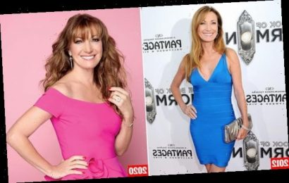 Jane Seymour says she's better looking on photos after gaining weight