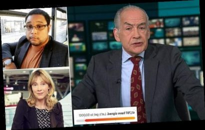 ITN staff demand bosses explain why they forced Alastair Stewart out