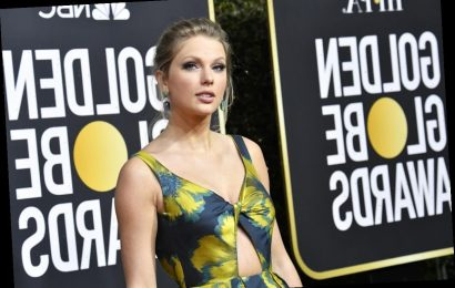 Taylor Swift Made A Bold Statement On The 2020 Golden Globes Red Carpet