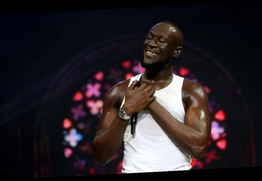 Stormzy wades into royal row as he defends Meghan Markle as 'a sweet woman'