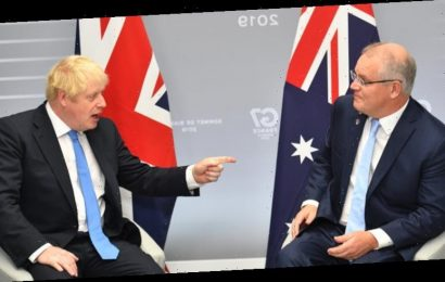 Britain thumbs nose at Australia, US, with Huawei 5G decision