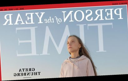 Greta Thunberg Is the Youngest Individual to Be Named Time's Person of the Year