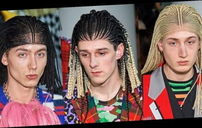 Comme Des Garçons Apologizes For Dressing White Models In Cornrow Wigs