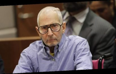Robert Durst, subject of HBO's 'The Jinx', admits writing 'cadaver note'