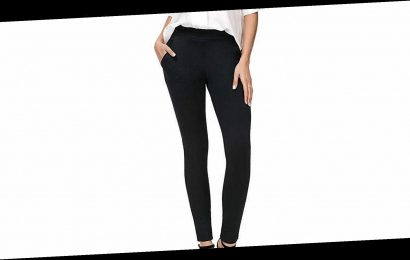 These Incognito Yoga Pants Are Your Answer to Comfy Dressing at Work!