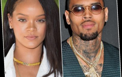 Chris Brown Reportedly Had An Awkward Reaction to Rihanna's Split From Hassan Jameel