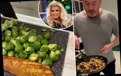 Gemma Collins reveals she's on a 'massive health kick' as she ditches meat to lose more weight – The Sun