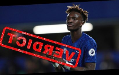 Chelsea star Tammy Abraham could be the answer for England after Kane injury as striker impresses again against Burnley – The Sun