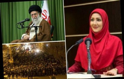 Iran state TV host sensationally quits after admitting 'telling lies for 13 years' as civil unrest grows – The Sun