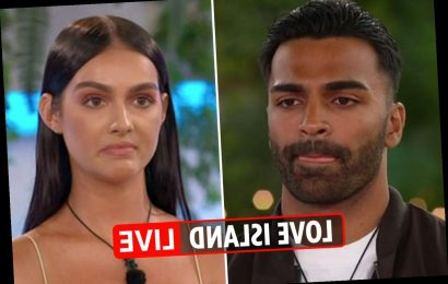 Love Island LIVE – Siannese and Nas face being dumped in shock double elimination, according to bookies