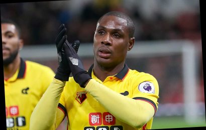 Desperate Man Utd in last minute talks with ex-Watford striker Odion Ighalo as Spurs pull out of transfer chase – The Sun